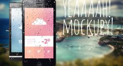 mockup-free-wet-smartphone-iphone
